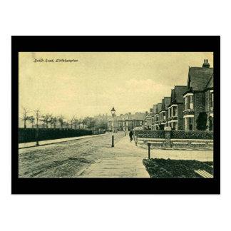 Old Postcard - Beach Rd, Littlehampton, Sussex