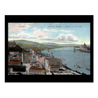 Old Postcard - Budapest 1914