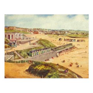 Old Postcard - Bude, Cornwall