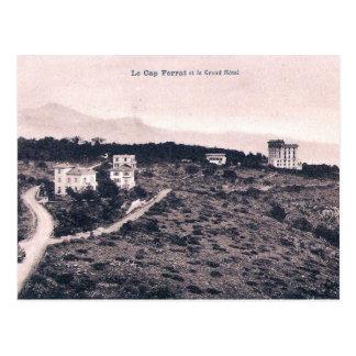 Old Postcard - Cap Ferrat, Alpes Maritimes