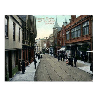Old Postcard - Carr St, Ipswich, Suffolk