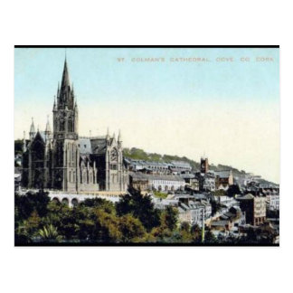 Old Postcard - Cobh, Co Cork, Ireland