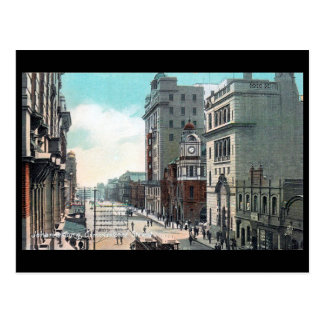 Old Postcard - Commissioner Street, Johannesburg