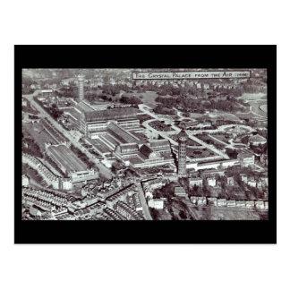 Old Postcard - Crystal Palace, London