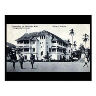 Old Postcard - Dar-es-Salam, Tanzania