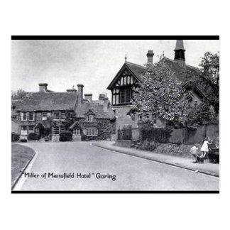 Old Postcard - Goring-on-Thames, Oxfordshire