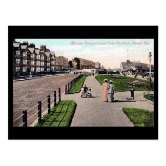 Old Postcard - Herne Bay, Kent