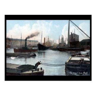Old Postcard - Hull, Yorkshire