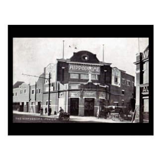 Old Postcard - Ipswich Hippodrome