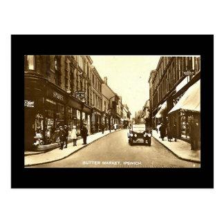 Old Postcard, Ipswich Postcard