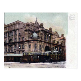Old Postcard - King's Theatre, Glasgow