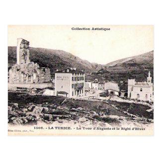 Old Postcard - La Turbie, Alpes Maritimes