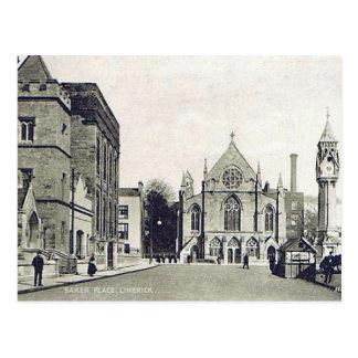 Old Postcard - Limerick, Ireland