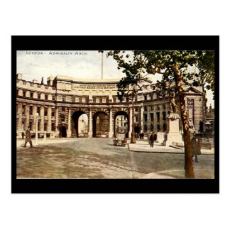 Old Postcard - London, Admiralty Arch in 1937