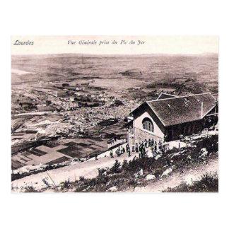 Old Postcard - Lourdes, Hautes-Pyrénées