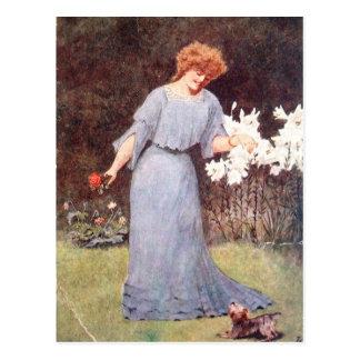 Old Postcard - Marie Corelli