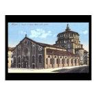 Old Postcard - Milan, Santa Maria delle grazie
