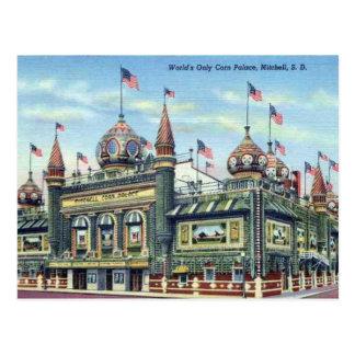 Old Postcard - Mitchell, South Dakota