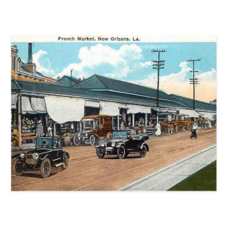 Old Postcard - New Orleans, Louisiana