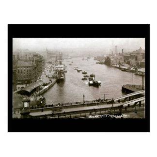 Old Postcard - Newcastle-upon-Tyne