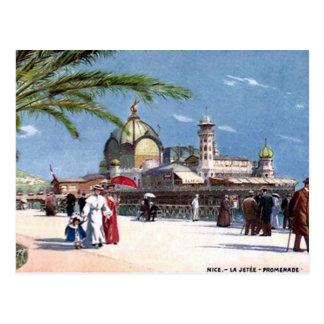 Old Postcard - Nice, France