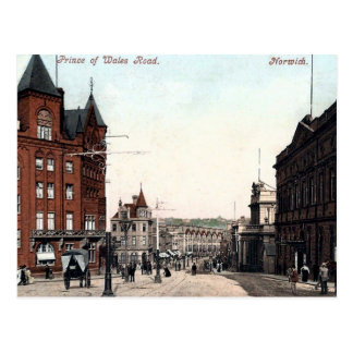 Old Postcard - Norwich, Norfolk