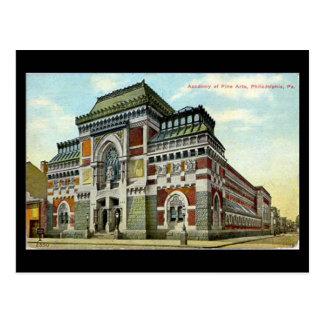 Old Postcard - Philadelphia, Academy of Fine Arts
