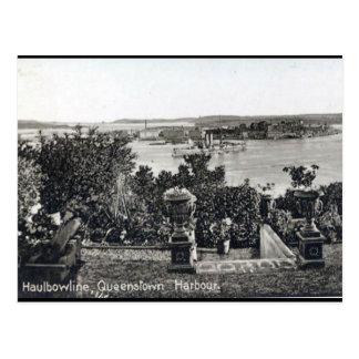 Old Postcard - Queenstown, Co Cork