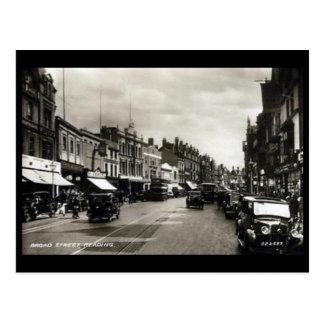 Old Postcard - Reading, Berkshire