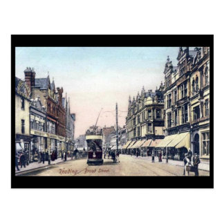 Old Postcard - Reading, Berkshire
