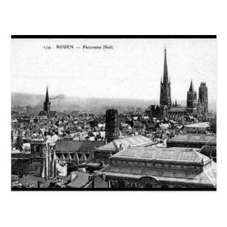 Old Postcard - Rouen, Seine Maritime