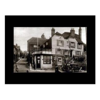 Old Postcard, Rye, Sussex Postcard