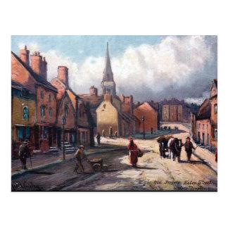 Old Postcard - Salop Street, Wolverhampton
