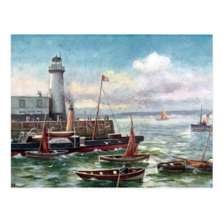 Old Postcard - Scarborough, Yorkshire
