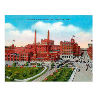 Old Postcard - St Louis, Missouri, USA