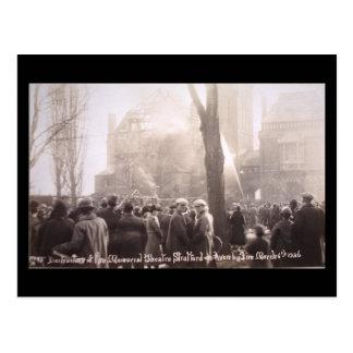 Old Postcard - Stratford-upon-Avon, Shakespeare Me
