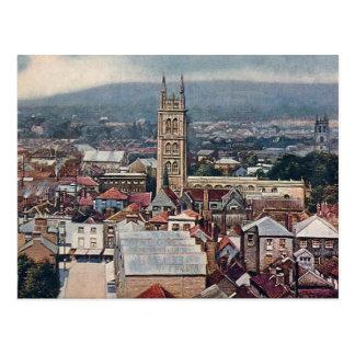 Old Postcard - Taunton, Somerset