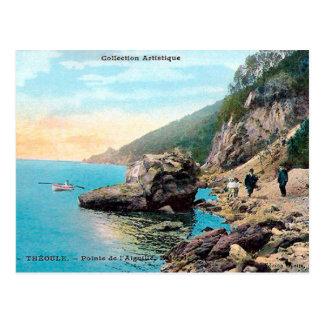 Old Postcard - Théoule-sur-Mer, Alpes Maritimes