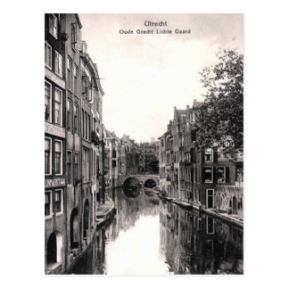 Old Postcard - Utrecht, Netherlands