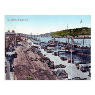 Old Postcard - Waterford, Ireland