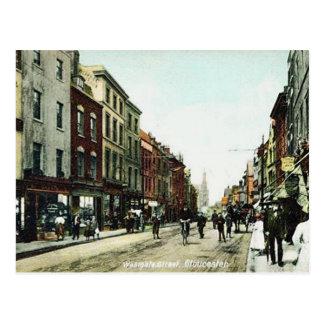 Old Postcard - Westgate Street, Gloucester