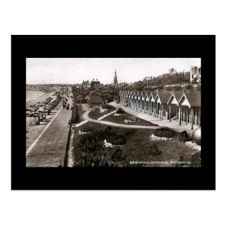 Old Postcard, Weymouth, Dorset, 1950 Postcard