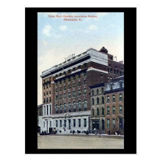 Old Postcard - YMCA, Philadelphia PA