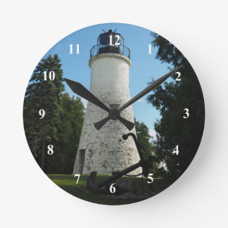 Old Presque Isle Lighthouse Clock