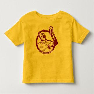 Old Pro 'Beer Guy' (crisp) Toddler T-shirt