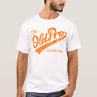 Old Pro Family (vintage orange) T-Shirt