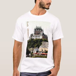 OLD QUEBEC t-shirt
