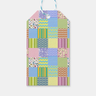 Old Quilt Gift Tags