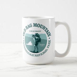 Old Rag Mountain (rd) Coffee Mug