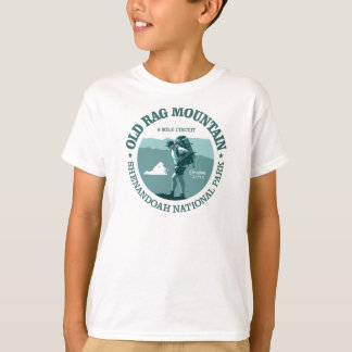 Old Rag Mountain (rd) T-Shirt